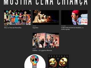Conheça um pouco dos critérios de seleção da Cena Criança do Festival de Curitiba.
