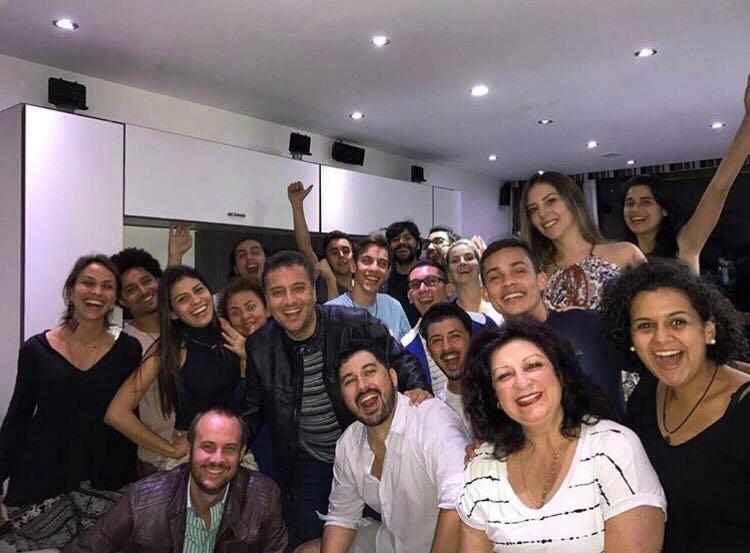 Diretores Globo/ Projeto Ooppah!