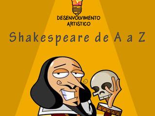 🎥 Shakespeare de A a Z (no cinema).