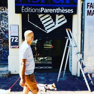Editions Parenthèses