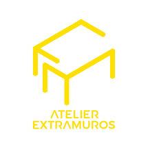 ExtramurosAtelier_03 Logo Extramuros yel