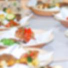 Organizza il tuo catering per ogni occasione, menù personalizzabili all'insegna del naturale