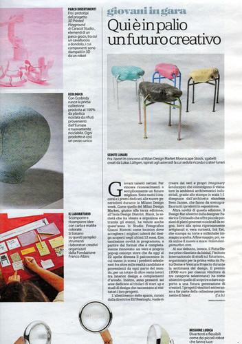 La Repubblica_Album Design 17 aprile 201