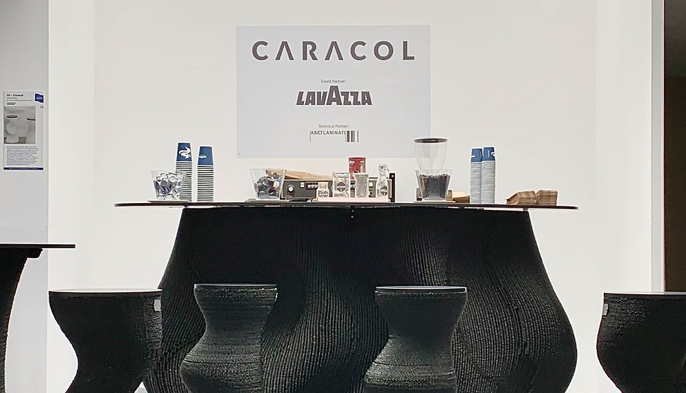 The 3D Bar by Caracol | Lavazza Sponsor