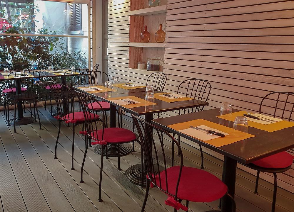 Pizza Bistrot, una pizzeria nel cuore del quartiere Isola. Un piccola Napoli tutta colorata e gustosa.