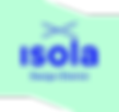 Isola design district_logo web negativo-
