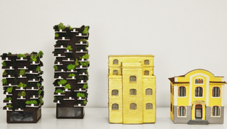 MILAN PAPER BUILDINGS by Ornella Corradini and Milan Icons @IsolaDD19