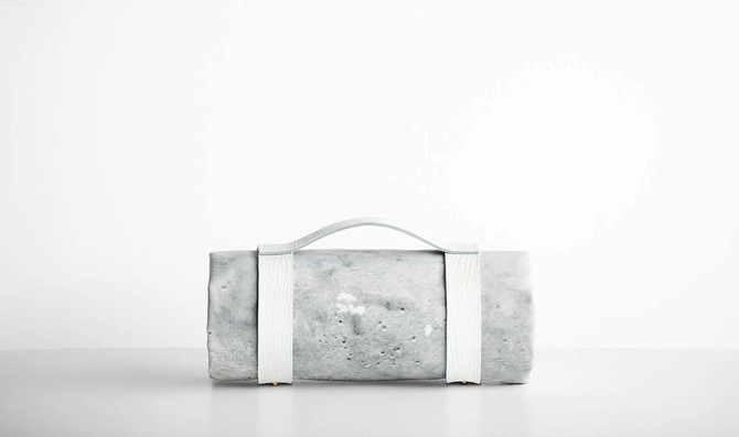 Concrete Blanket by Love Aesthetics Atelier