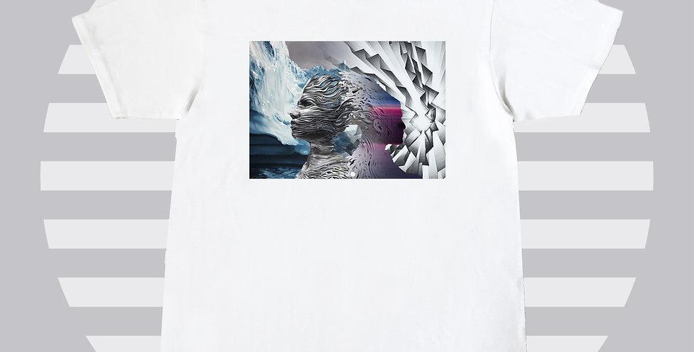 """Infinity"" Printed T shirt"