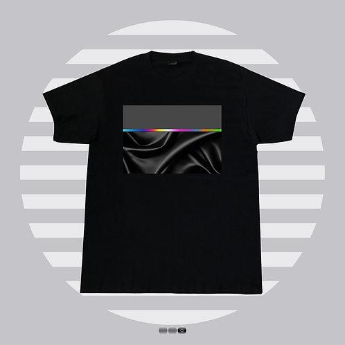 """Silk"" Printed T shirt"