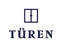 TUEREN Blue White logo without slogan.pn