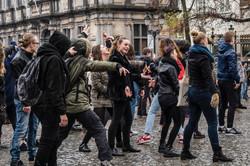 KSO uit de kast Flashmob BRUGGE