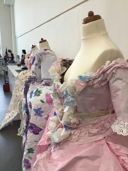 Kunsthumaniora Brussel geeft mode- en podiumtalent nieuw elan in de hoofdstad