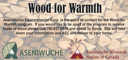 Wood For Warmth