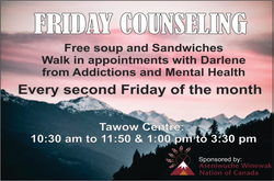 Friday Counseling