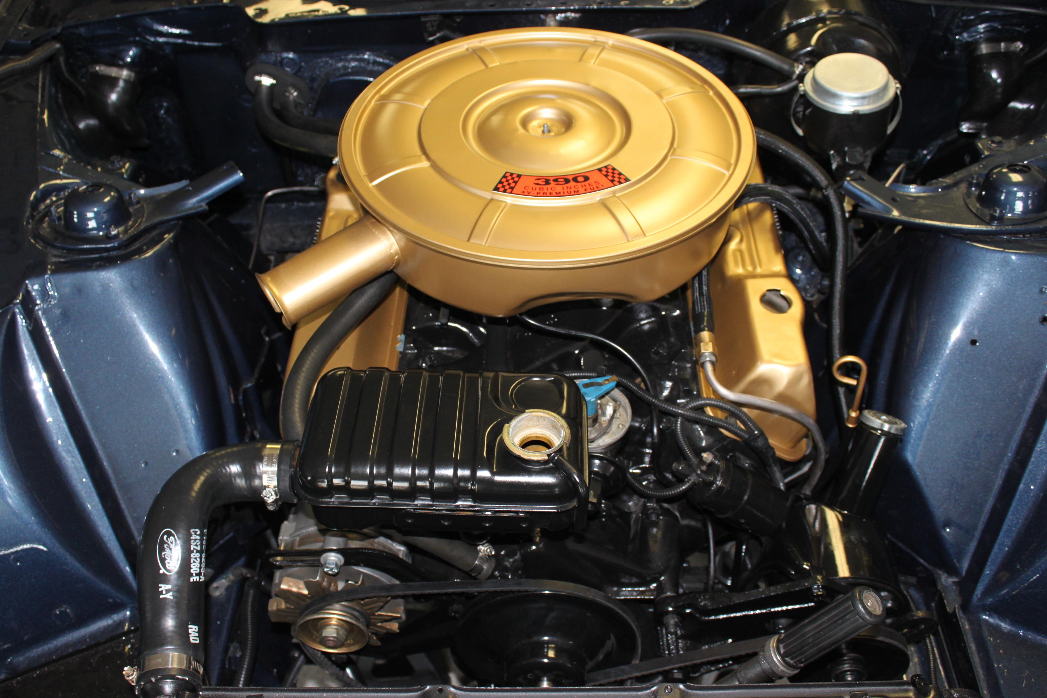 Thunderbird Engine