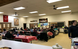 Elders Christmas Feast 2017