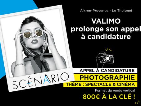 VALIMO prolonge son appel à candidature PHOTOGRAPHIE