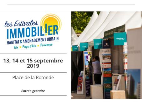 VALIMO participe au salon LES ESTIVALES à Aix-en-Provence ce weekend