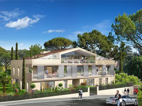 Nouveau programme immobilier neuf à Bandol