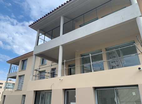 VERANO – SIX-FOURS – Avancement du chantier