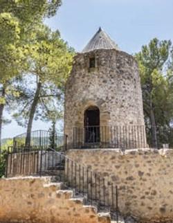 Vieux moulin du Tholonet