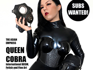 Kink Queens Magazine - Cover Feature!