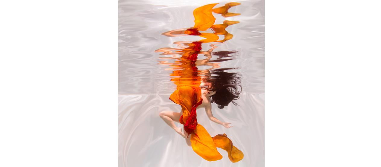 Queen Cobra Underwater model