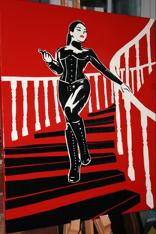 Queen Cobra | Alexander Vicious
