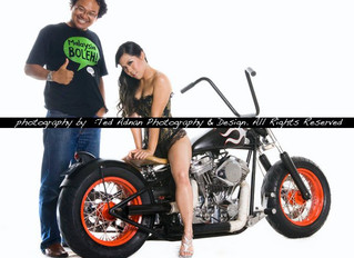 Calendar Feature for Harley Davidson, Red Garage Malaysia, and MyChopperz Magazine