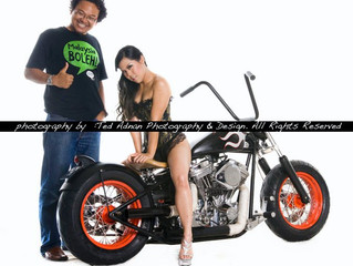 Calendar Feature for Harley Davidson, Red Garage Malaysia, and MyChopperz Magazine