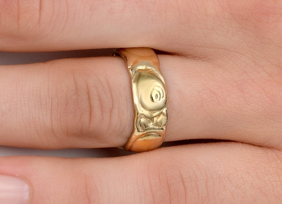 Roses Gold Ring
