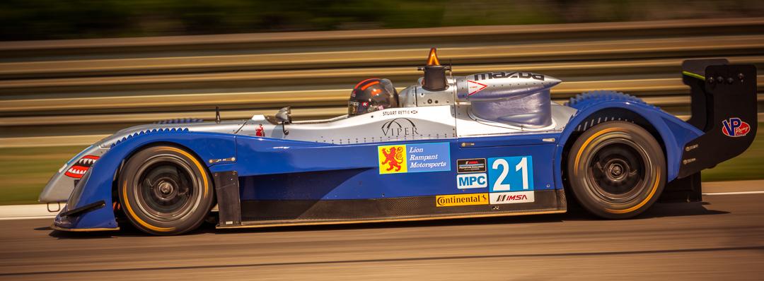 Race Car Barbers Motorsport Park