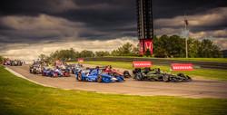 Indy Race Barbers Motorsport Park