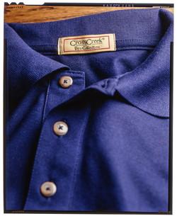 Cross Creek Clothing-Golf Shirt