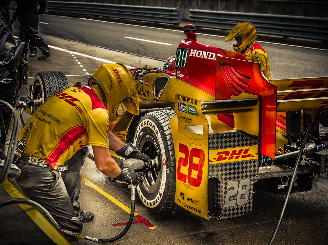 Ryan Hunter-Reay-