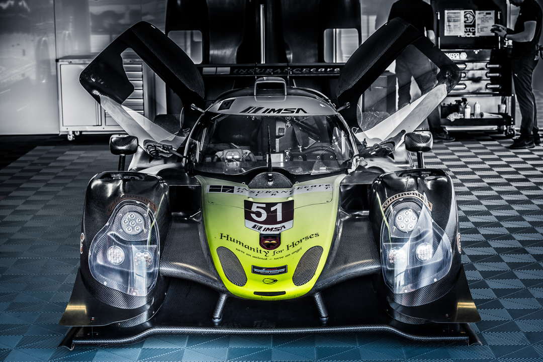IMSA Race Car