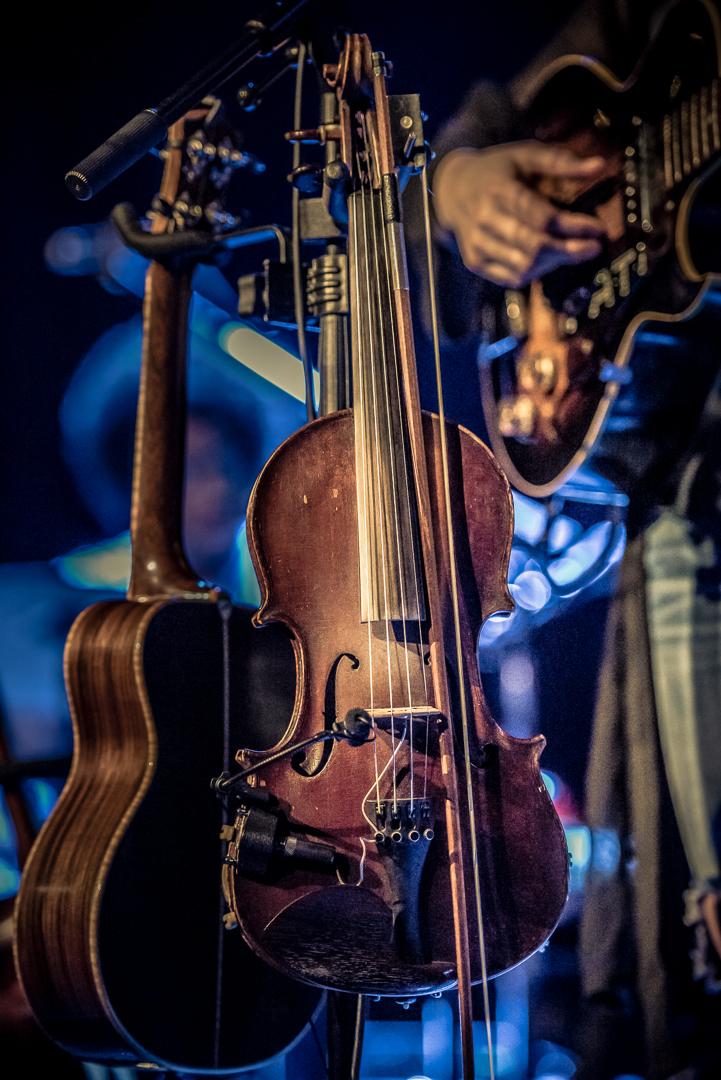 Sara Watson's Fiddle