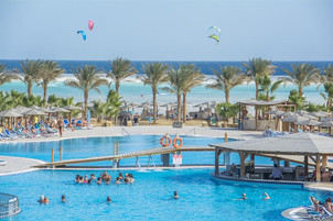 Єгипет. Royal Tulip Beach Resort 5*. Виліт 06.05.2021 на 7 ночей від 12500 грн/особа