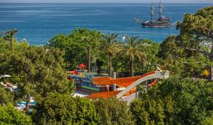 Туреччина. Lucida Beach Hotel 5*. Виліт в Анталію 02.05.2021 на 7 ночей від 9300 грн/особа