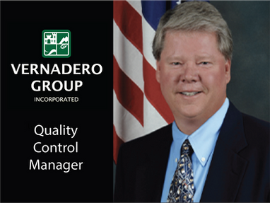 Vernadero Welcomes Our New Quality Control Manager Scott Miller