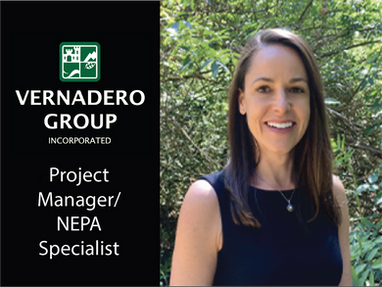 Vernadero Welcomes Our Project Manager/NEPA Specialist Carey Lynn Perry