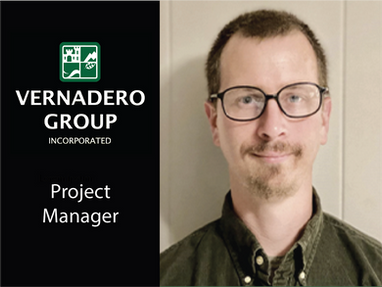 Vernadero Welcomes Our New Project Manager Logan Mccardle