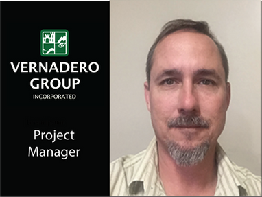 Vernadero Welcomes Our New Project Manager Patrick McConnell