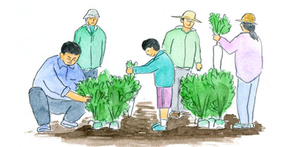 とよたつながる博参加プログラム:旭地区「農による生きがいづくり」現地体験会(1回目)