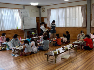 子ども食堂「☆きらりん☆」を訪問