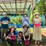 伊熊町のブルーベリー農園で摘み取り体験イベントを行います