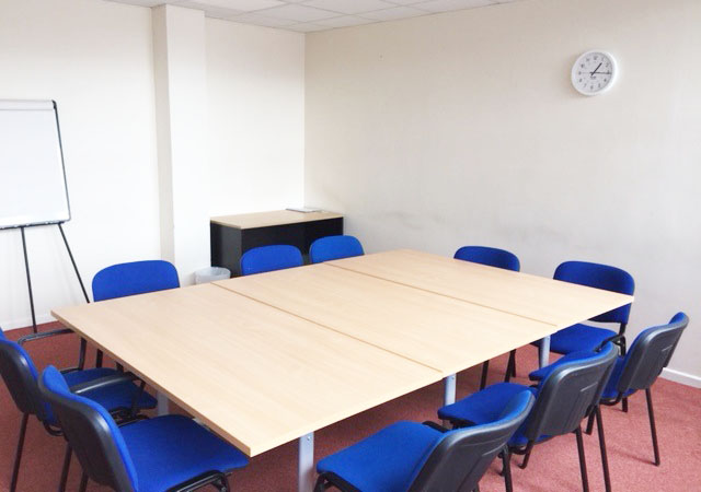 Ash Meeting Room