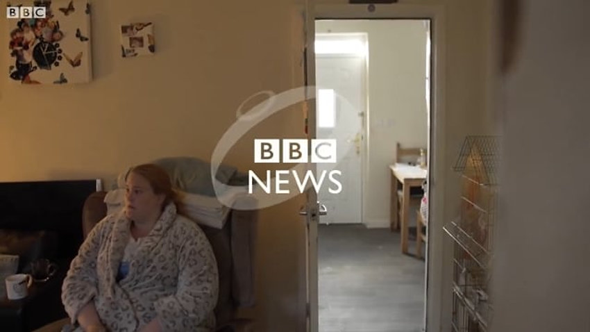 BBC Video about Young Carers