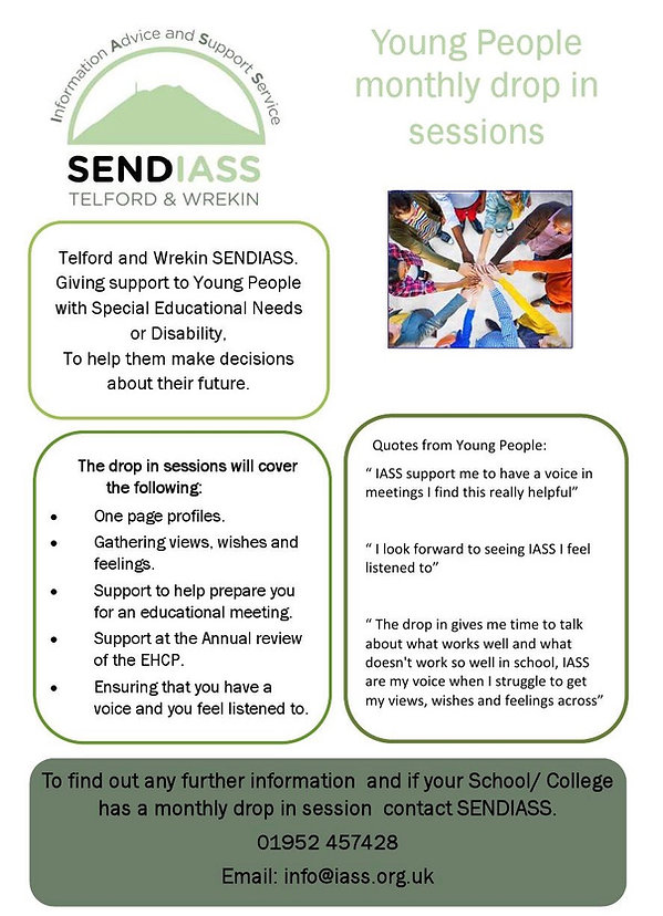 Young people monthly drop in flyer_00000
